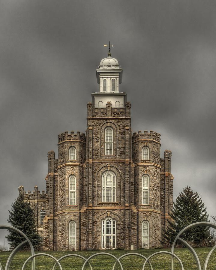 Logan Utah Lds Temple Jim Speth Ldssymbols